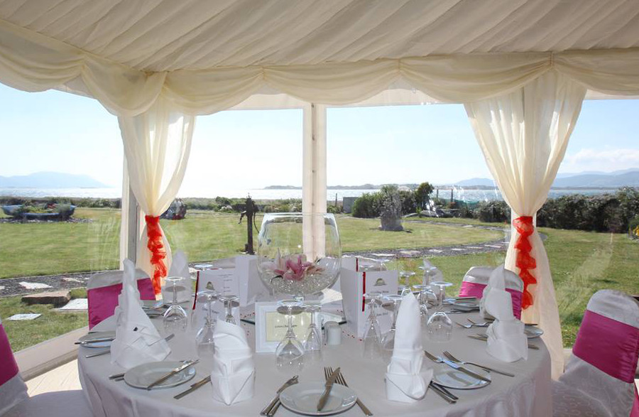 Weddingsonline Ie 8 Magnificent Marquee Wedding Venues In Ireland