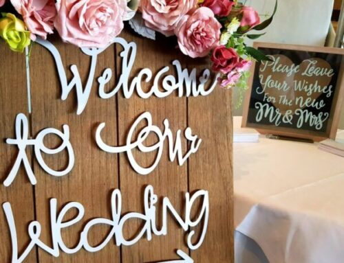 Wedding – Amy & Darren