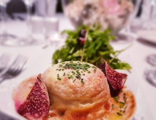 Jacks at Home – Twice Baked Gruyere & Goats Cheese Souffle