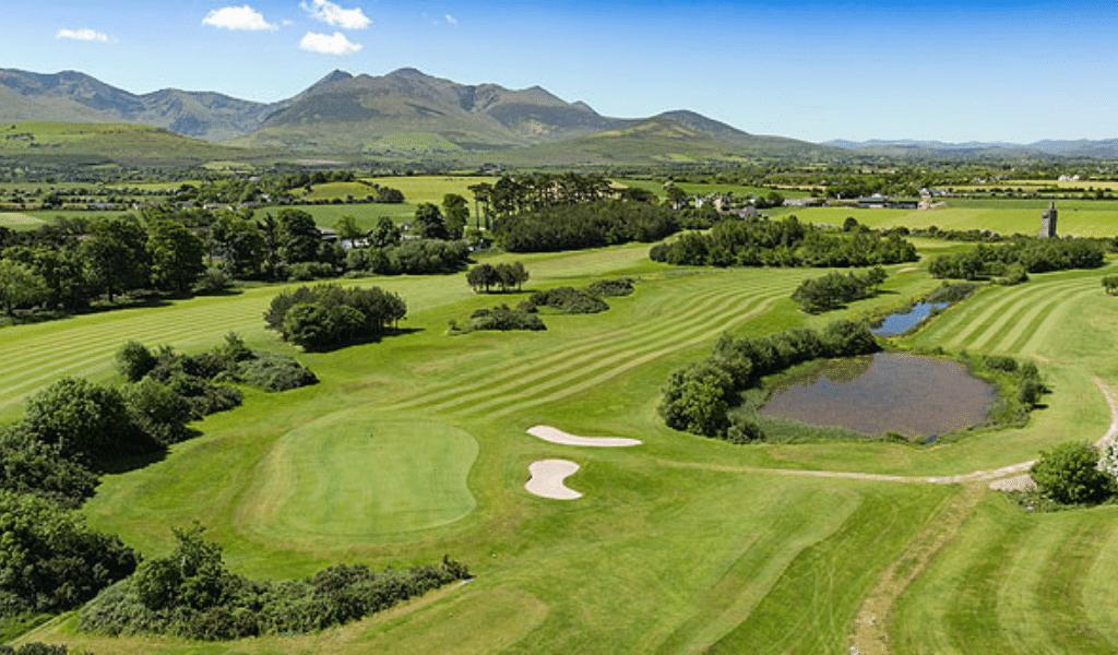Beaufort Golf Club. Kerry