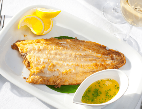 Jacks at Home – Grilled Black Sole on The Bone