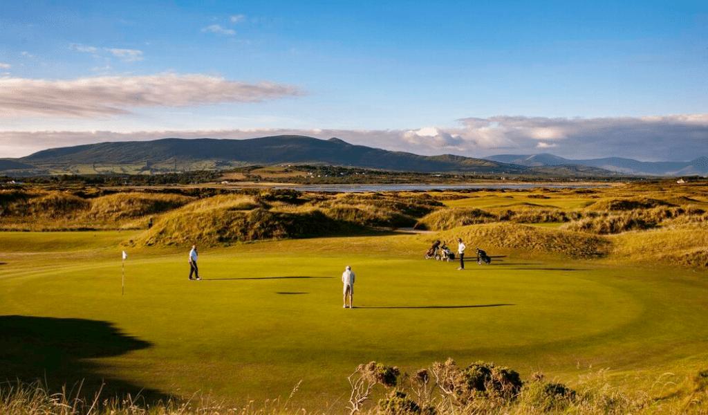 Kerry Golf - Waterville